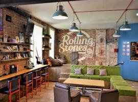 Rolling Stones hostel
