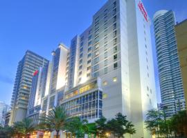 Hampton Inn & Suites by Hilton Miami Downtown/Brickell