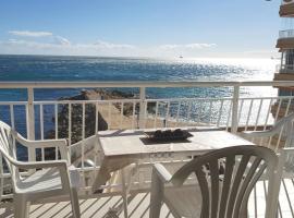 Apartment Albufereta with sea view