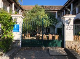 Hotel Cortijo Las Grullas, بينالوب كاساس فِييخاس (بالقرب من Malcocinado)