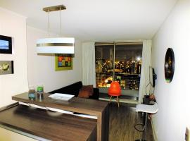 Apartment in Santiago of Chile 3(Santa Rosa Poniente)