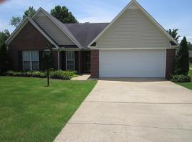 Charming smoke-free home in South Oaks Subdivision