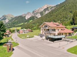 Hotel Garni Stockinger, Klösterle am Arlberg