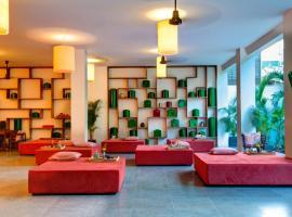 TeaHouse Asian Urban Hotel