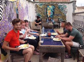 Backpackers Grapevine Hostel