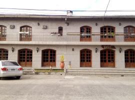 Hotel Aleman Esquina, Esquina