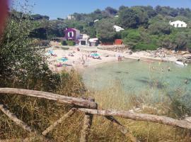Galdana Sea