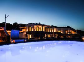 Bluewave Villa