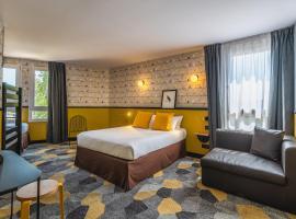 Best Western Hôtel Grand Parc Marne La Vallée (ex Chanteloup hôtel)