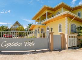 Captain's Villa