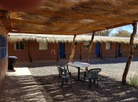 Andes Nomads Desert Camp & Lodge