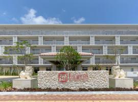 La'gent Hotel Okinawa Chatan / Hotel and Hostel