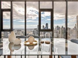 Serviced Apartments Melbourne - Platinum