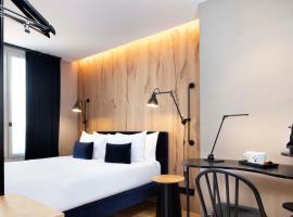 فندق دو جاردين ديس بلانتس