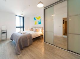 Riverview EXECUTIVE Apartment/Excel/Canary Wharf/Aege@n