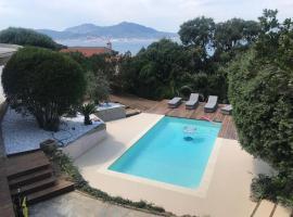 Villa Luxe Vue Mer
