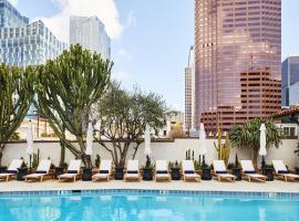 Hotel Figueroa Downtown Los Angeles