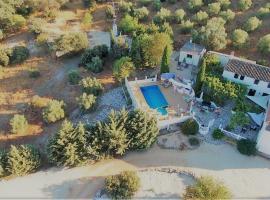 Casa de temporada Hacienda la Suerte (Espanha Villanueva de ...