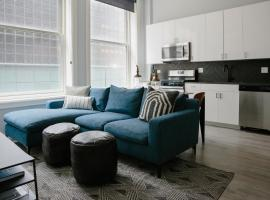 The Plymouth Deluxe Suites by Sonder
