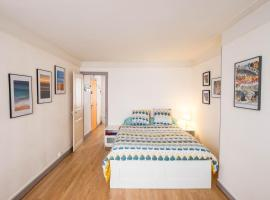Appartement en centre ville de Fontainebleau