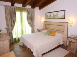 Hotel La Borgata, San Pantaleo