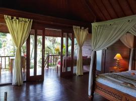 Secluded Jungle Villa
