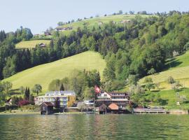 Hotel - Restaurant Eierhals am Ägerisee, Oberägeri (Perto de Morgarten)