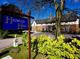 Heywood Hall, Denstone