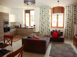 Charming 3 Bdr apartment Swiss Border