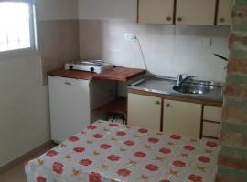 Apartamento con cochera