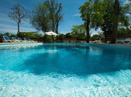 Gran Hotel Tourbillon & Lodge