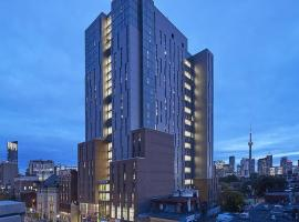 CampusOne Student Residence Downtown Toronto