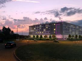 Moxy Edinburgh Airport