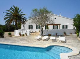 Es Canutells Villa Sleeps 11