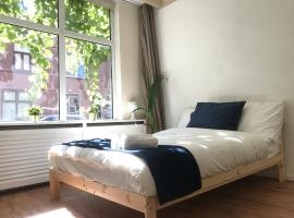 TU Delft+city center Private bathroom&walkscore999