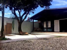 Casa ITAGUA até 8 pessoas
