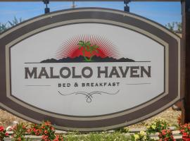 MALOLO HAVEN ABNB