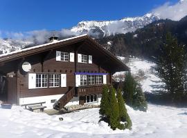 Lauterbrunnen Villa Sleeps 12 WiFi