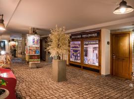 מלון אמבסי תל אביב