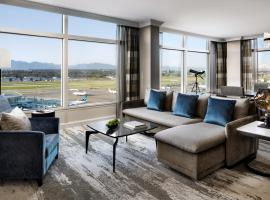 Fairmont Gold at Fairmont Vancouver Airport