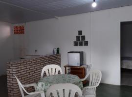 casa mobiliada no CPA II