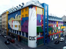 Kolping Wien Zentral, Viena