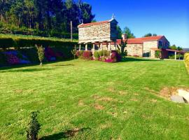Casa de campo O Rueiro de Ruru (España Cesullas) - Booking.com
