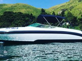 Malibu turismo nautico
