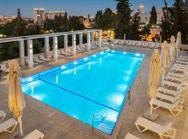 מלון לאונרדו פלזה ירושלים