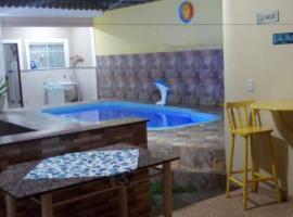 casa com piscina top