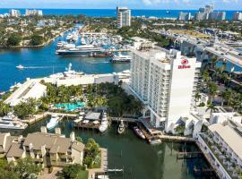 Hilton Fort Lauderdale Marina