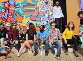 Overstay Jaffa Backpackers Hostel