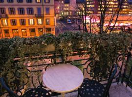 Hotel Zurigo Downtown