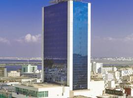 فندق المرادي أفريقيا تونس